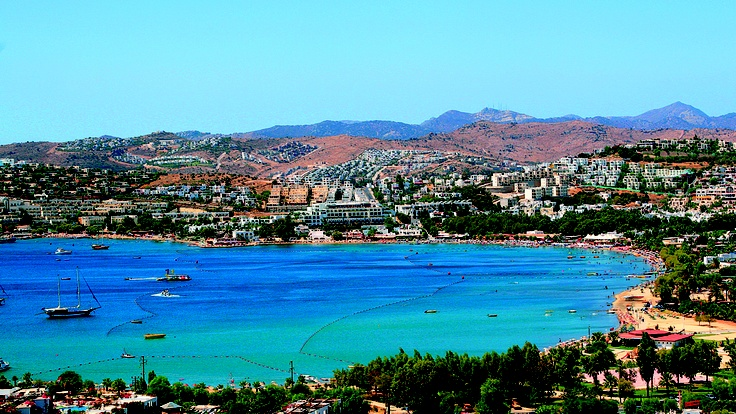So many amazing memories made here, year after year. The destination for my first 'girlie' holiday when I was 16! Gumbet, Turkey