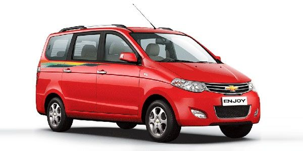 Chevrolet Limited Edition Enjoy launched at Rs 6.41 lakh