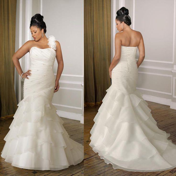 9 best plus size wedding dresses images on pinterest