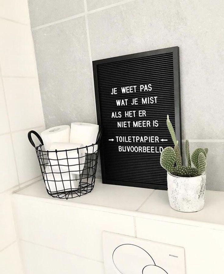 Met letterborden kun je alle kanten op! Deze quotes zijn perfect voor je dagelij…