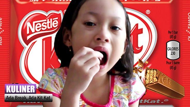 Nikmatnya Kit Kat