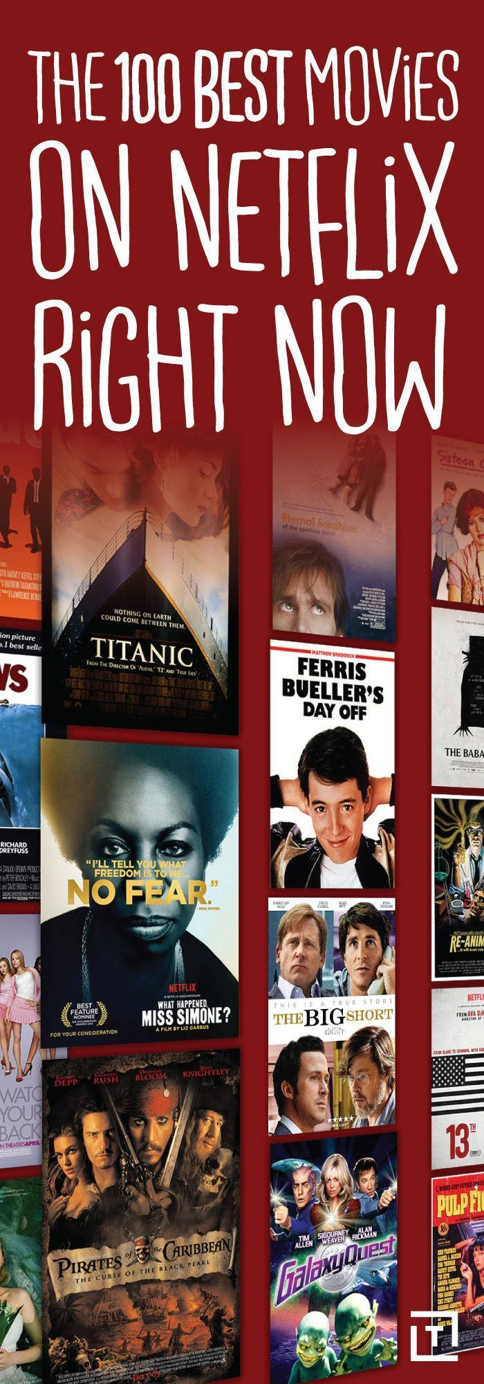 The 100 Best Movies on Netflix Right Now Good movies on