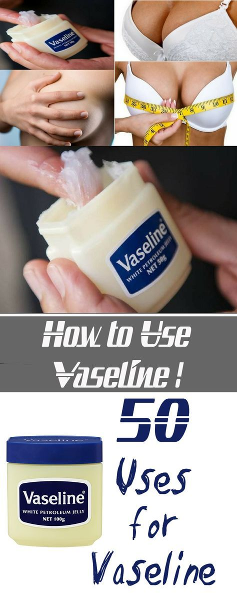 How to Use Vaseline ! #fitness #beauty #hair #workout #health #diy #skin