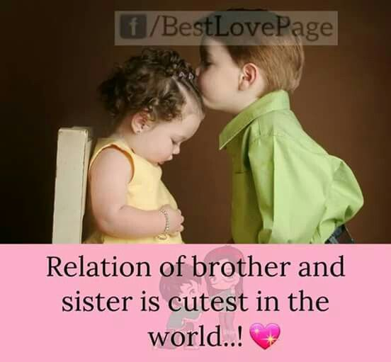 Pictures Of I Love You Brother Quotes From Sister In Hindi Www