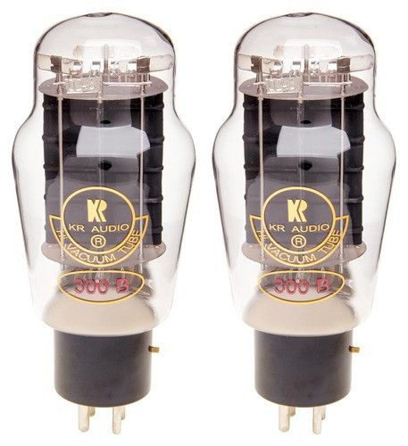 The KR Audio 274B HP rectifier tube is a perfect compliment to any tube amplifier's high voltage power supply. Solidly made and very low in microphonics make this a no brainer to properly power the fi
