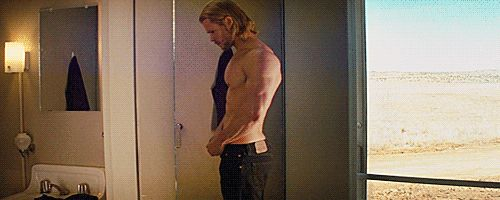 Who's Hotter? The Ultimate Thor/Loki Showdown #Refinery29  How many times can I watch this gif before it becomes inappropriate?