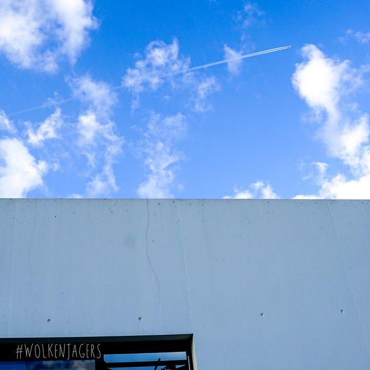 #wolkenjagers brengt me op plekken waar ik nooit eerder ben geweest.