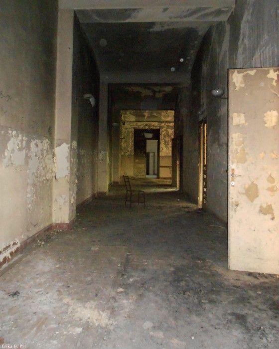 L'ex sanatorio di Montecatone (uno dei 10 luoghi più spaventosi al mondo)