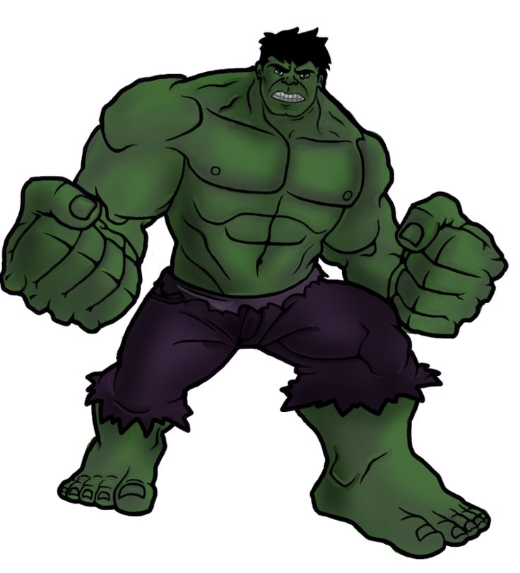 Hulk too better