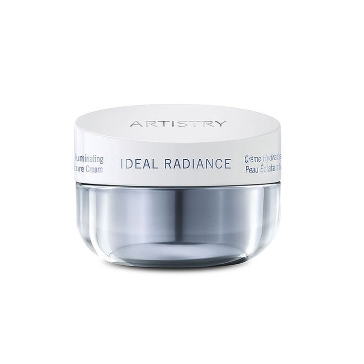 ARTISTRY IDEAL RADIANCE™ Illuminating Moisture Cream | Amway  ARTISTRY IDEAL RADIANCE Illuminating Moisture Cream works to improve evenness of skin tone, correct hyperpigmentation and boost radiance, all while effectively moisturising and hydrating skin. During the day, Illuminating Moisture Cream provides a rapid increase in hydration levels, helping to deliver an improvement in luminosity and contributing to the radiant appearance of skin ...  http://www.amway.be/user/durante