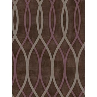 Seabrook Designs GO40409 Giacomo Acrylic Coated Transitional Wallpaper