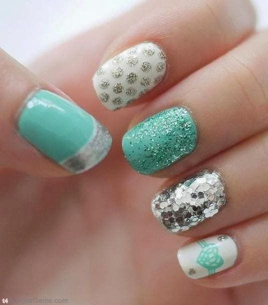 Best Designs of Nail Art 2014 | See more nail designs at http://www.nailsss.com/...