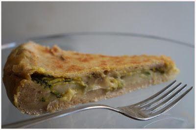 non solo pasticci: Torta salata veg alle zucchine cotta in padella