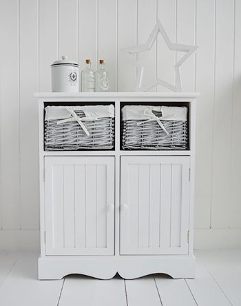 Interior Storage Solutions For Your Country Cottage Home. Country Shabby  Chic Storage Furniture For A