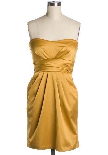 yellow dress  911