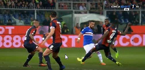 VIDEO Genoa 0 - 1 Sampdoria HIGHLIGHTS 11.03.2017   PPsoccer