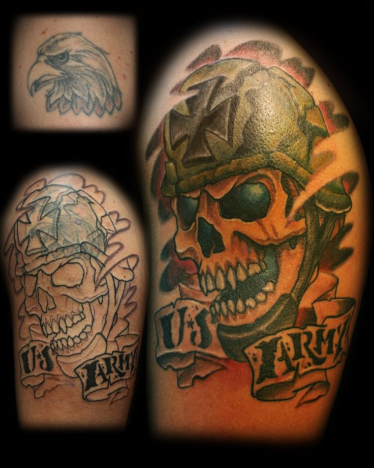 17 best ideas about army tattoos on pinterest military for Anthony french tattoo