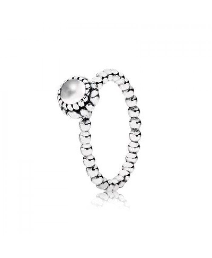 65ad23f45 Pandora Clearance Sale April Birthstone Ring | PANDORA RINGS
