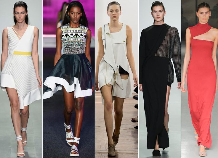 Balanço: 10 tendências das passarelas de verão 2015 da semana de moda de Londres | Chic - Gloria Kalil: Moda, Beleza, Cultura e Comportamento