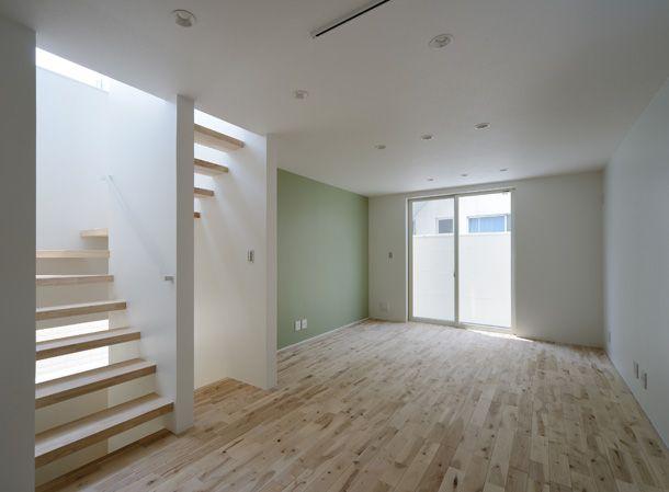 窯業系サイディング張りの家・間取り(東京都練馬区) | 注文住宅なら建築設計事務所 フリーダムアーキテクツデザイン