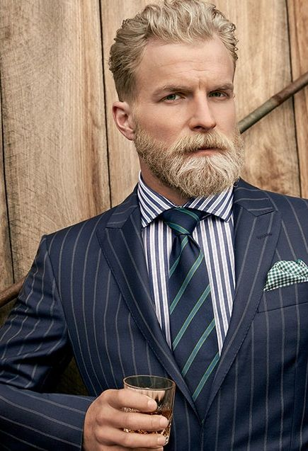 Magnificent 1000 Images About Beards And Hairstyles On Pinterest Rockabilly Short Hairstyles For Black Women Fulllsitofus