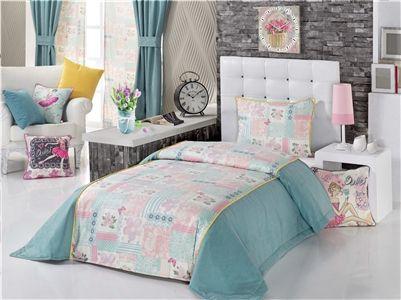 Apolena Balerin Kızlar Yatak Örtüsü