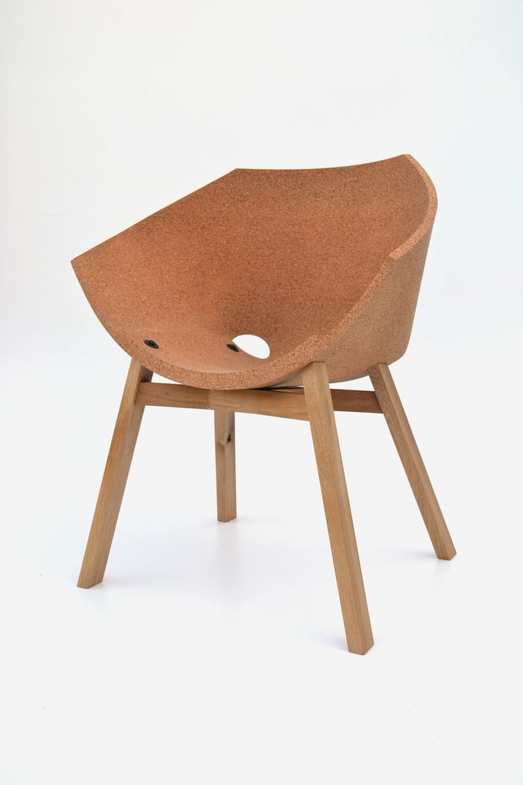 Corkigami. LOL. Love the name of this Product  [ cork chair / http://goo.gl/LXplbi ]