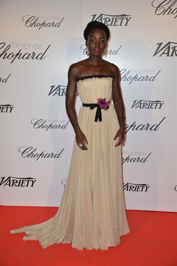 Lupita Nyong'o  .  Cannes 2015 - VanityFair.it