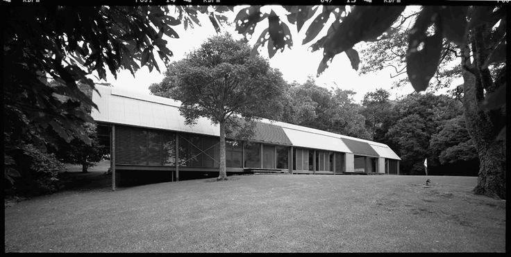 Glenn Murcutt - Fredericks / White House - Jamberoo, Australia - 1981-82/2001-04