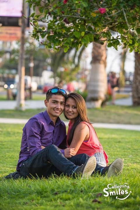 #Recolección de #Sonrisas en Playa #Cavancha, #Iquique. #CollectingSmiles