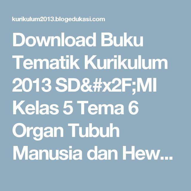 download kurikulum 2013 sd pdf