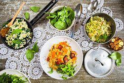 Ilustrační foto ke článku Pro milovníky rizota: Zkuste varianty se špenátem, dýní i chorizem!