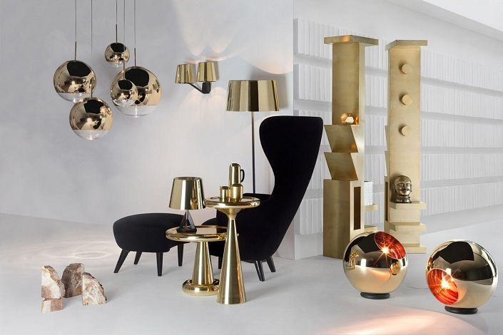 Tom Dixon New Collection at Salone del Mobile http://www.designinvogue.com/tom-dixon-present-new-collection-club-at-salone-del-mobile-2014/