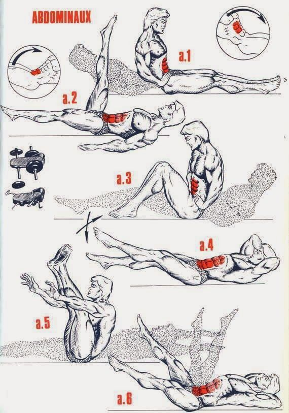 The Fitness era: BEST abs workout available!