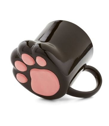 tasse pate de chat urban outfitters