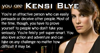 Kensi Blye ~ Which 'NCIS: Los Angeles' Character Are You? - BuddyTV