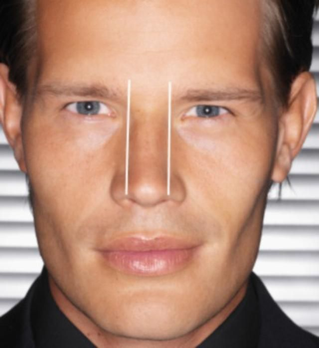 eyebrow shaping for men - Photo George Doyle / Getty Images