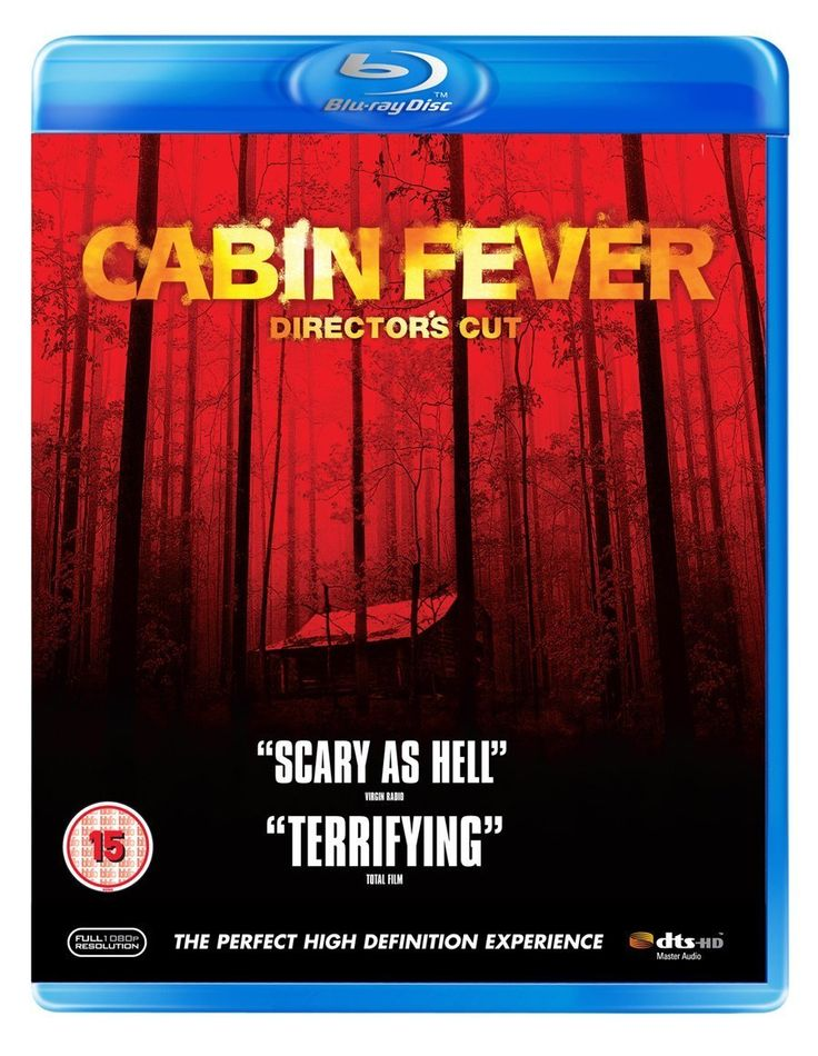 Cabin Fever [Blu-ray]: Amazon.co.uk: Rider Strong, Jordan Ladd, James DeBello, Cerina Vincent, Eli Roth: DVD & Blu-ray