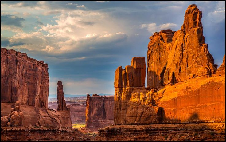 Arches National Park: Travel the greatest concentration of natural arches (Part – 1)