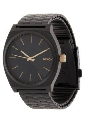 Nixon TIME TELLER - Horloge - Zwart - Zalando.be