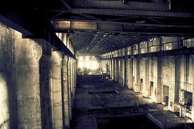 White bay Power Station - Sydney