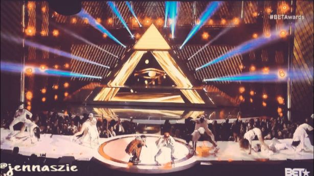 chris brown bet awards 2015 pyramid stage - Google Search