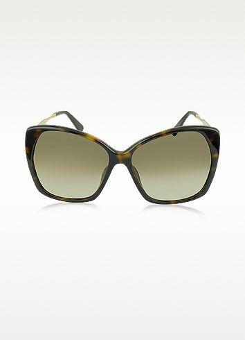 MARC JACOBS MJ 614/S SQUARE OVERSIZED WOMEN'S SUNGLASSES. #marcjacobs #mj 614/s square oversized women's sunglasses