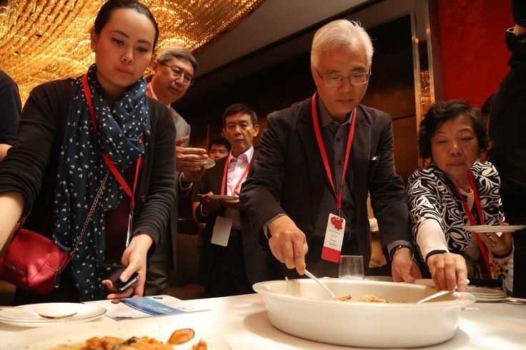 Evento en el Hotel Mandarín Oriental en Macao