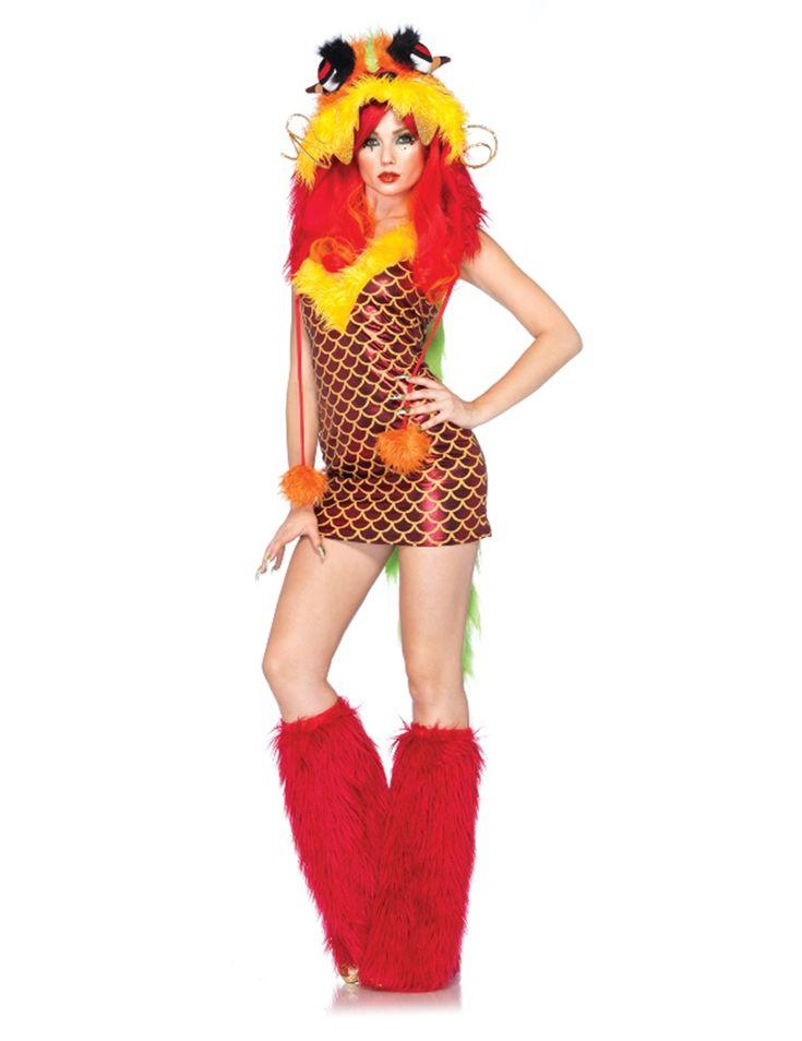 Assez Les 25 meilleures idées de la catégorie Costume femme chinoise sur  IK45