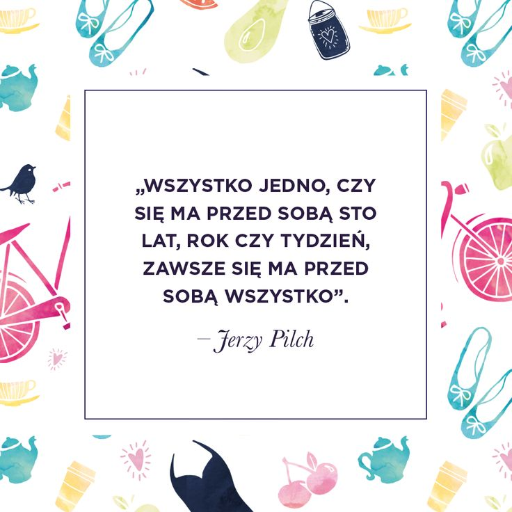Motywujący cytat na dziś :)