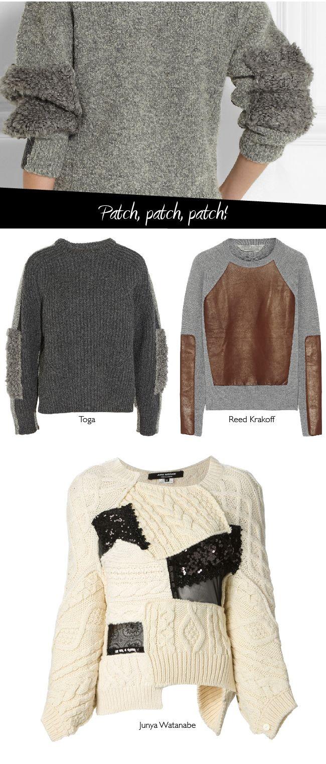 Dare to DIY: Inspiración DIY: customiza tus jerséis