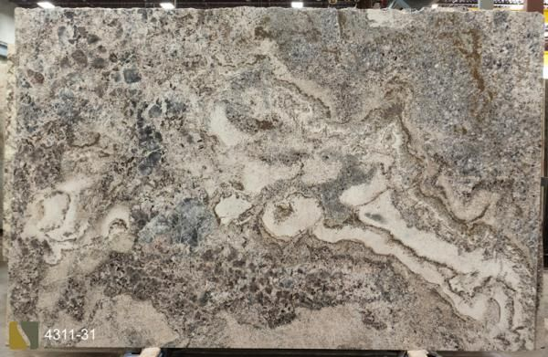 Enchanted Forest Granite Level 3 Slab Of The Day