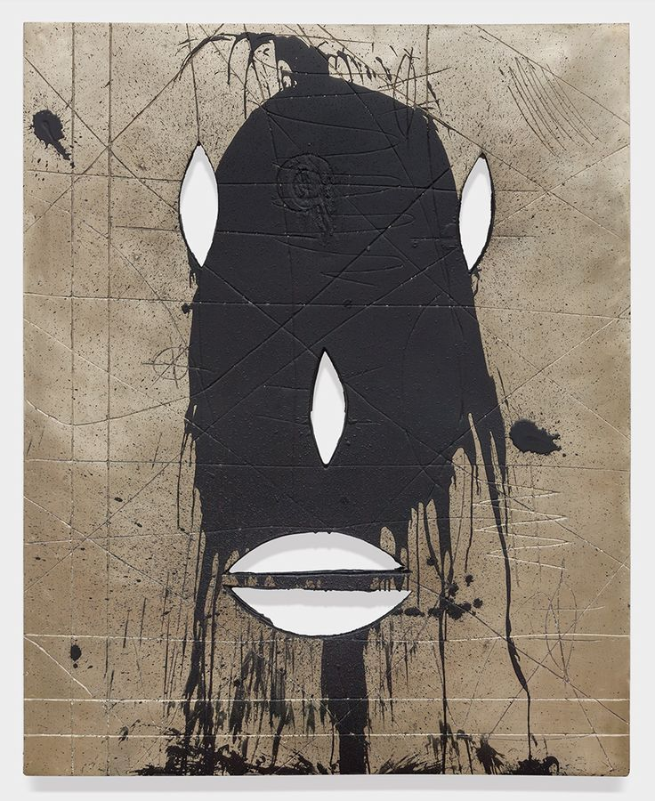 Rashid Johnson . flavour man, 2015