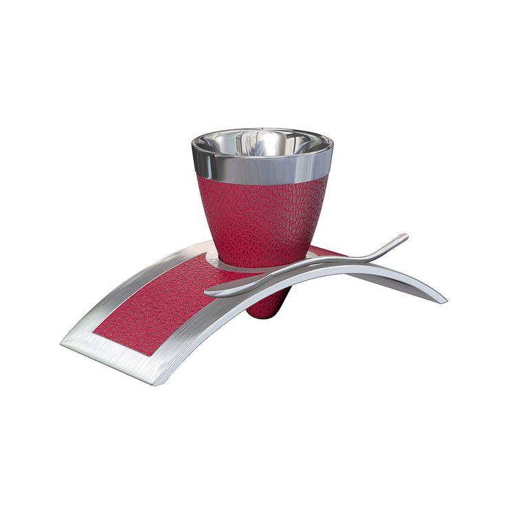 Deviehl - Caturra Espresso-Set - Rot Jetzt bestellen unter: https://moebel.ladendirekt.de/kueche-und-esszimmer/besteck-und-geschirr/geschirr/?uid=9927bac1-186b-5c5f-b0bd-a0af8eaac30b&utm_source=pinterest&utm_medium=pin&utm_campaign=boards #geschirr #kueche #tee #kaffeetassen #kaffee #esszimmer #besteck Bild Quelle: amara.com